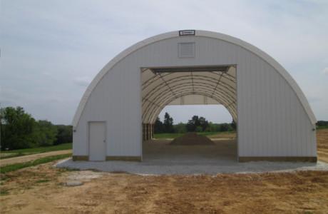 buildings barns protec hoop building